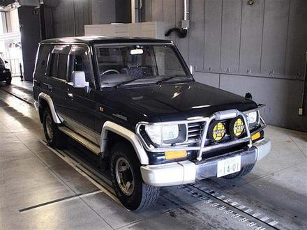 Toyota Land Cruiser Prado 1994 года за 10 000 тг. в Алматы