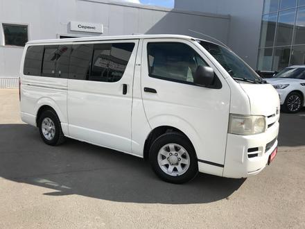 Toyota HiAce 2006 года за 3 500 000 тг. в Костанай – фото 24