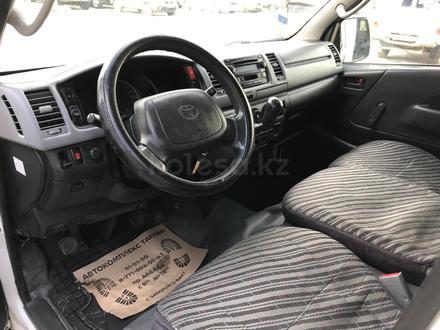 Toyota HiAce 2006 года за 3 500 000 тг. в Костанай – фото 32