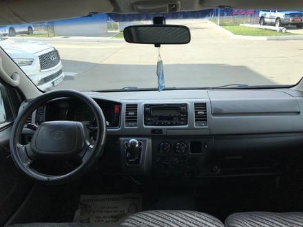 Toyota HiAce 2006 года за 3 500 000 тг. в Костанай – фото 38