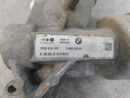 Рейка рулевая для BMW 5-серия f10 f11 2009> за 150 000 тг. в Нур-Султан (Астана) – фото 2
