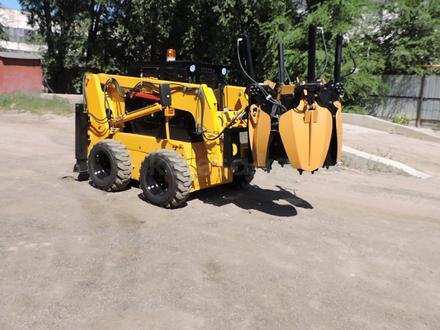 МКСМ  минипогрузчик с ковшом деревопересадчиком и гусеницами WECAN 1100 2019 года за 24 990 000 тг. в Алматы – фото 27