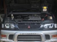 Двигатель 4м40 за 1 200 тг. в Атырау