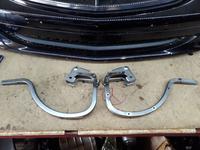 Навесы багажника VW Polo 09-17 гг за 888 тг. в Караганда