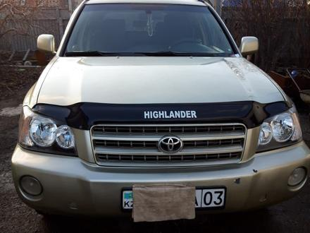 Toyota Highlander 2000 года за 4 100 000 тг. в Кокшетау – фото 4
