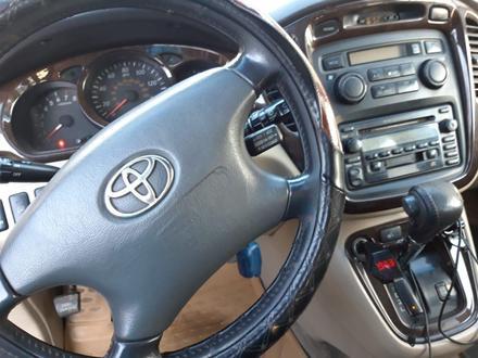 Toyota Highlander 2000 года за 4 100 000 тг. в Кокшетау – фото 6