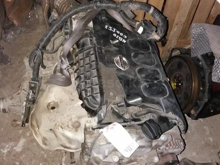 Двигатель на Nissan Qashqai (Кашкай) за 111 тг. в Алматы – фото 2