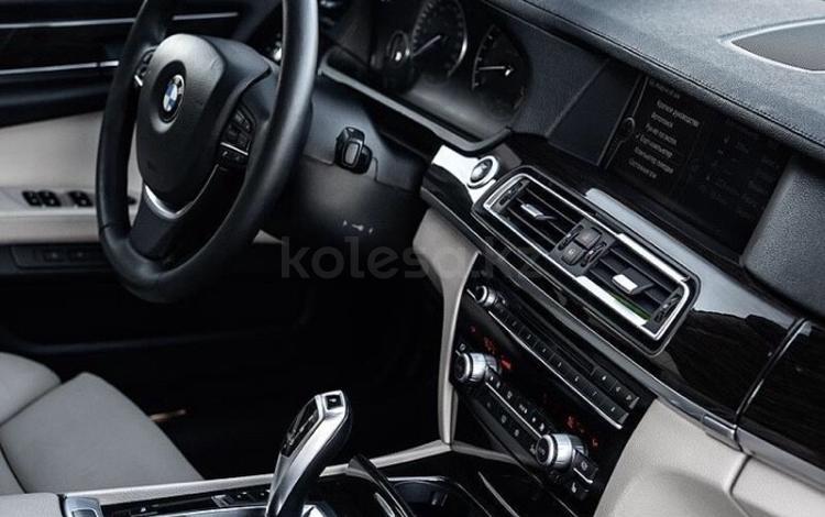 BMW 740 2009 года за 7 500 000 тг. в Шымкент