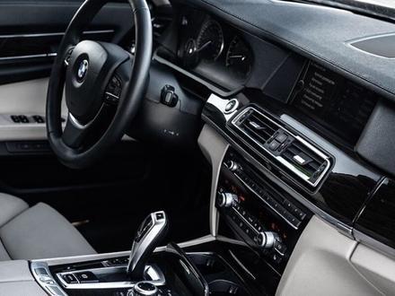 BMW 740 2009 года за 7 500 000 тг. в Шымкент – фото 15