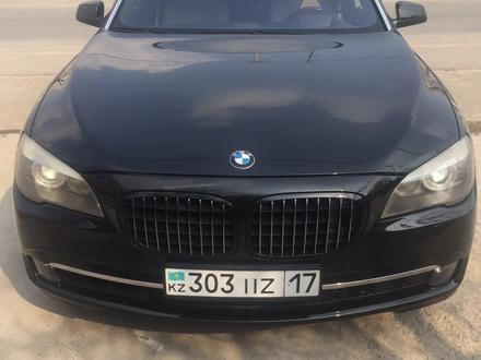 BMW 740 2009 года за 7 500 000 тг. в Шымкент – фото 17
