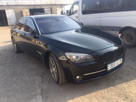 BMW 740 2009 года за 7 500 000 тг. в Шымкент – фото 19