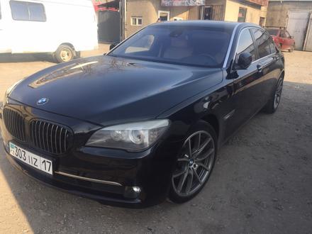 BMW 740 2009 года за 7 500 000 тг. в Шымкент – фото 27