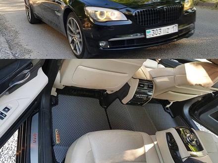 BMW 740 2009 года за 7 500 000 тг. в Шымкент – фото 29