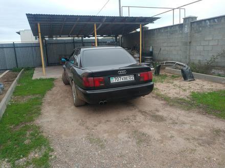 Audi S6 1992 года за 2 200 000 тг. в Алматы – фото 4