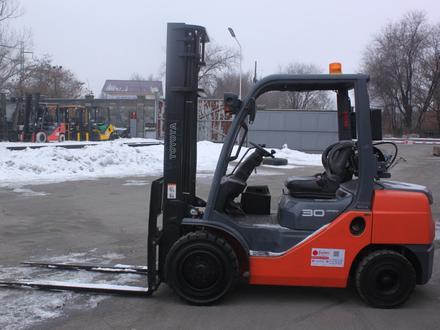 Toyota  8FG30/ 3 тонны, 4 метра, автомат 2014 года за 1 тг. в Алматы – фото 3