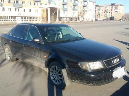 Audi S6 1995 года за 1 800 000 тг. в Шахтинск – фото 3