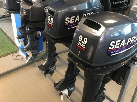 Лодочные моторы Sea… за 200 000 тг. в Караганда