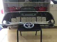 Решетка Toyota camry 55 за 24 000 тг. в Костанай