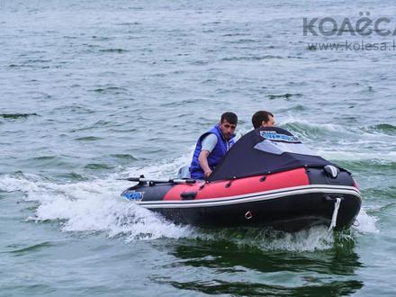 Лодка ПВХ полное… за 399 620 тг. в Балхаш – фото 6