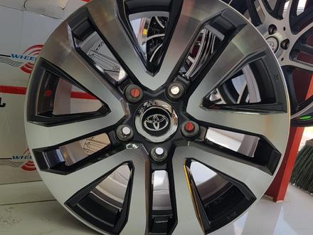 R20 диски на Toyota Land Cruiser 200 5*150 executive lounge Excalibur за 300 000 тг. в Караганда – фото 12