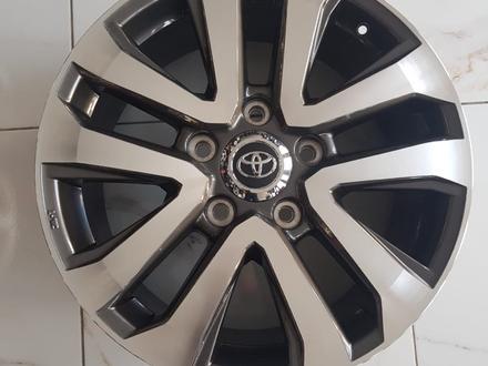 R20 диски на Toyota Land Cruiser 200 5*150 executive lounge Excalibur за 300 000 тг. в Караганда – фото 2