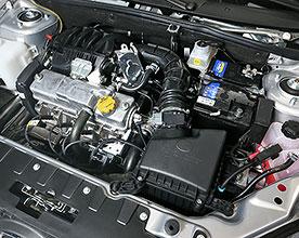 LADA Kalina Cross - двигатель