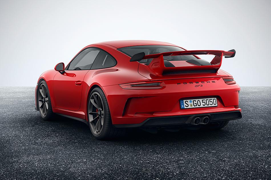 Porsche 911GT3.