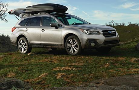 Рассекречен обновлённый универсал Subaru Outback 2018
