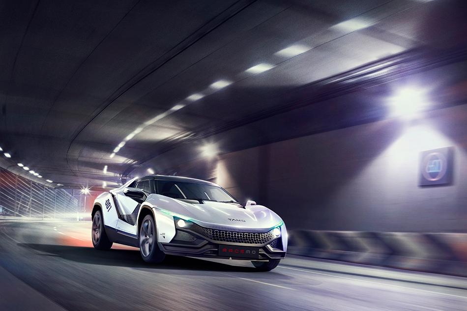 Tamo Racemo. Казалосьбы, слова «индийский» и«спорткар» недолжны стоять рядом водном предложении. Номодель Racemo доказывает обратное. Ну, почти. Пока это концепт с1.2-литровым турбомотором, ноонстанет серийным. Задизайн, кстати говоря, отвечал создатель Lamborghini Diablo иCountach Марчелло Гандини.