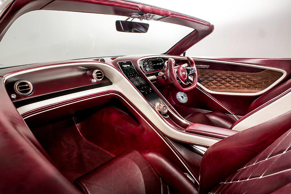 Bentley EXP 12Speed 6e.