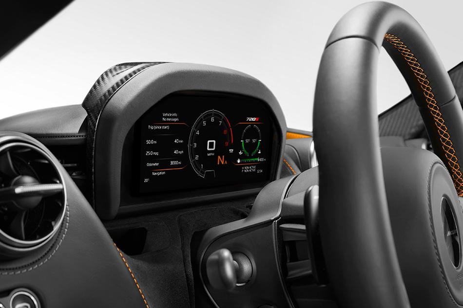 McLaren 720S.