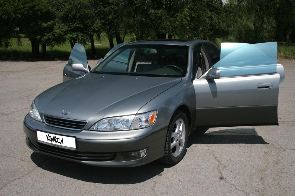 Lexus es 300 2003 года тест драйв видео