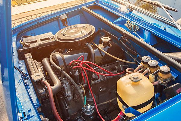 """ВАЗ-2101 """"Жигули"""" - двигатель"""