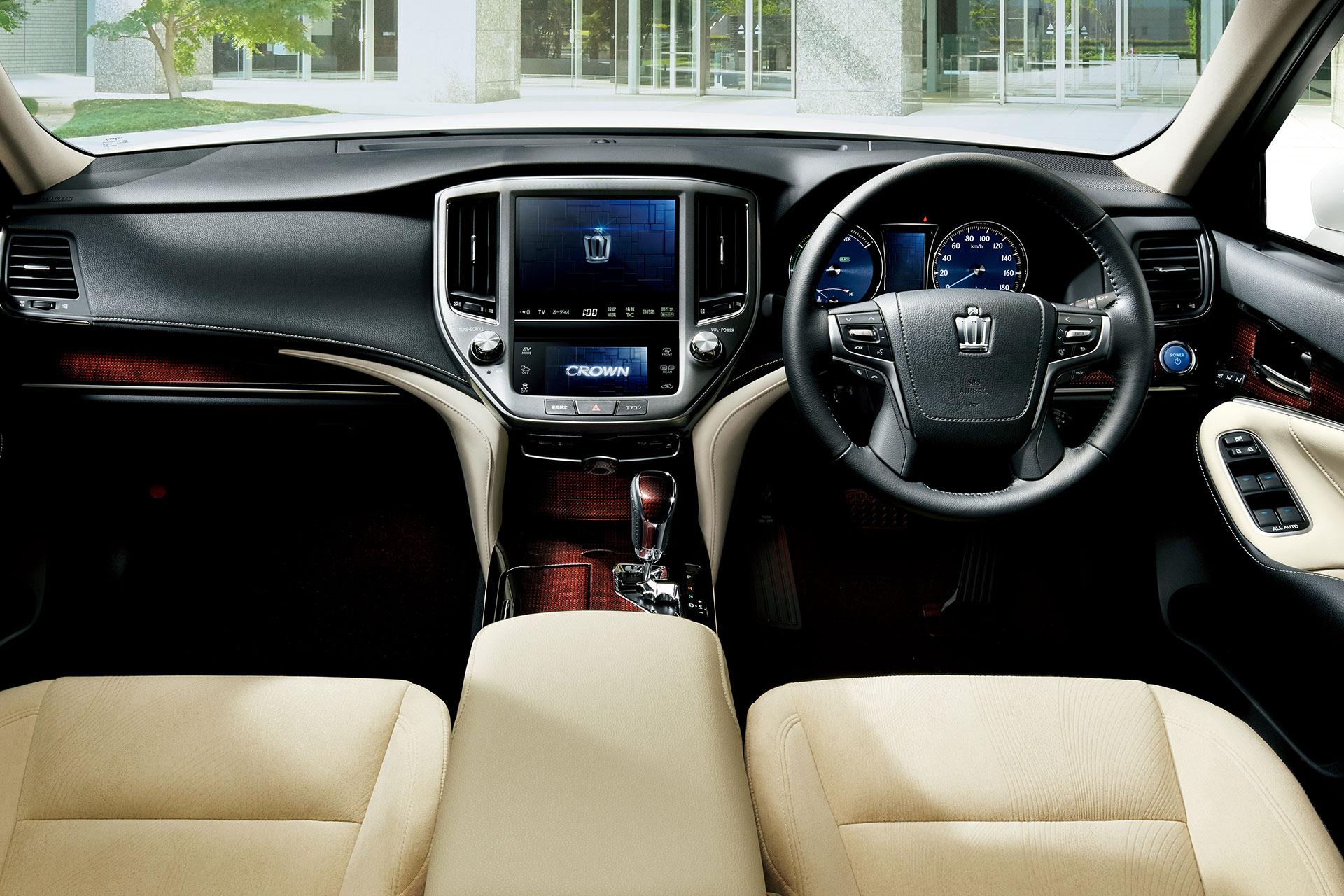 Отзывы владельцев Toyota Crown (Тойота Краун) с ФОТО