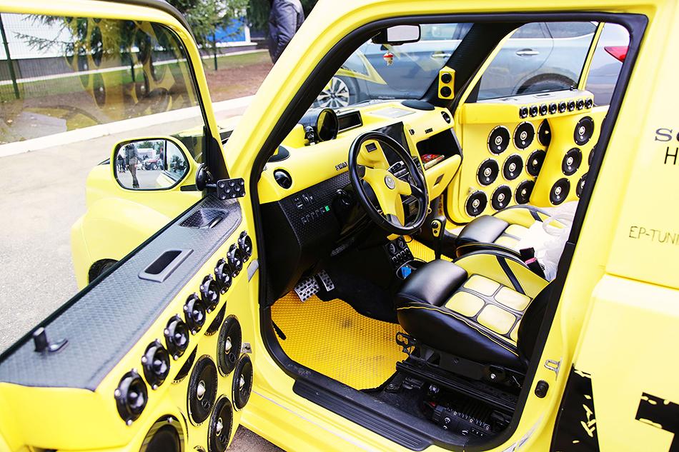 Автошоу ретро тюнинг фото авто тюнинг курган