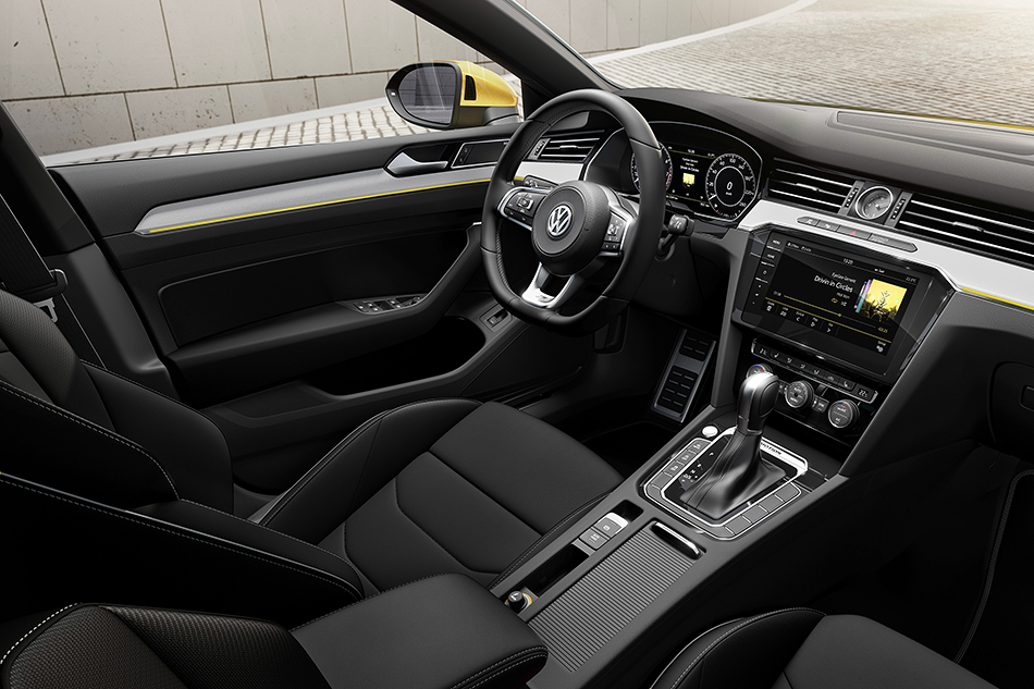 Volkswagen Arteon.