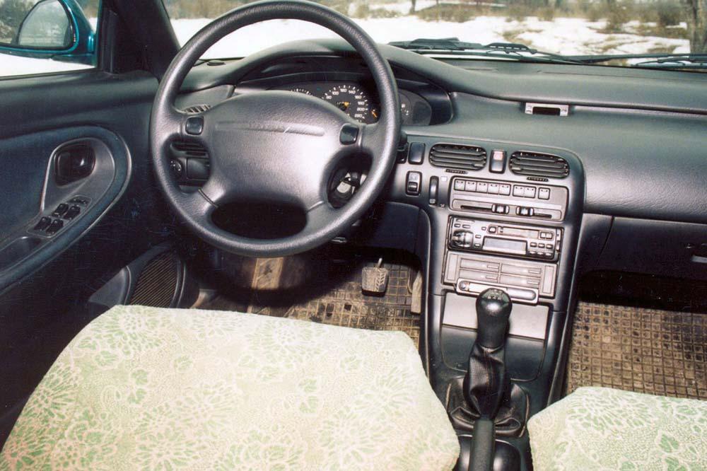 мазда 626 фото 1995 года