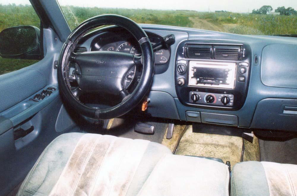 раздатка применяемая на ford explorer 1996 года