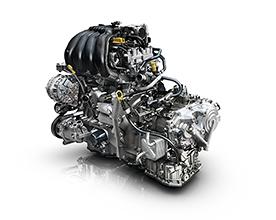 Renault Kaptur - 2016 - двигатель