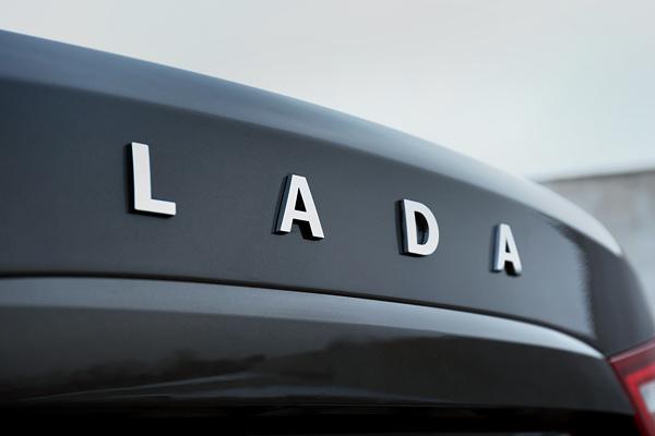 LADA Vesta - 2015