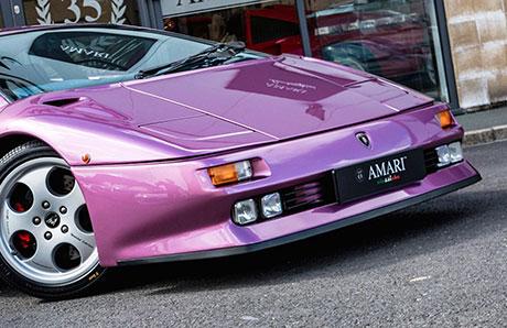ВАнглии реализуют Lamborghini Diablo изклипа Jamiroquai