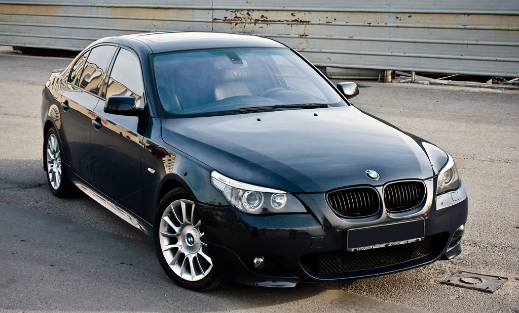 Bmw 525i e60 review