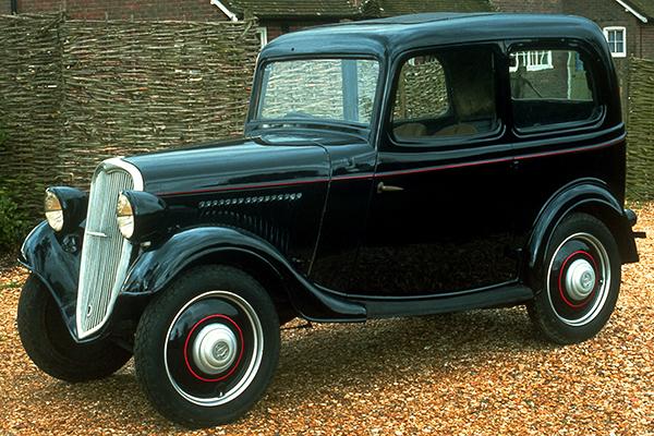 Datsun 13 Sedan - 1934