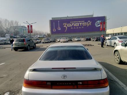 Toyota Chaser 1996 года за 1 750 000 тг. в Алматы – фото 3