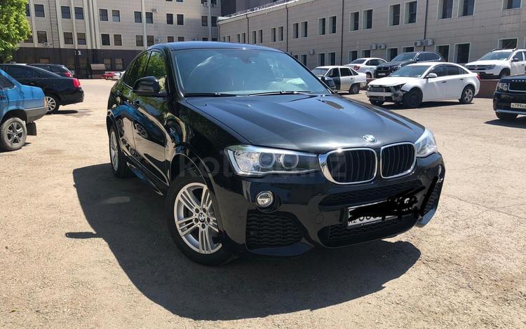 BMW X4 2017 года за 13 900 000 тг. в Петропавловск
