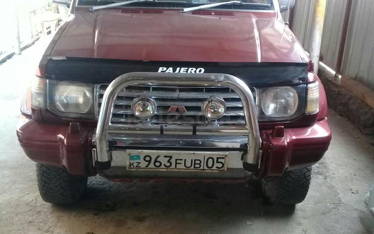 Mitsubishi Pajero 1992 года за 1 700 000 тг. в Алматы