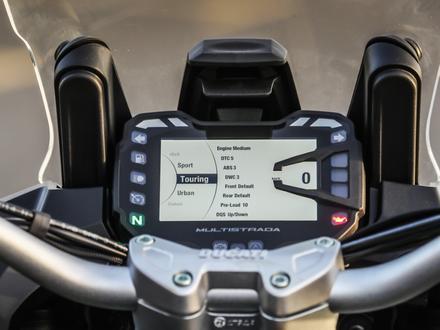Ducati  Multistrada 1260 Enduro 2019 года за 12 500 000 тг. в Алматы – фото 7
