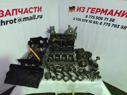 Двигатель 1.9 TDI (AVF, AJM, AXR, BRU) за 100 тг. в Караганда