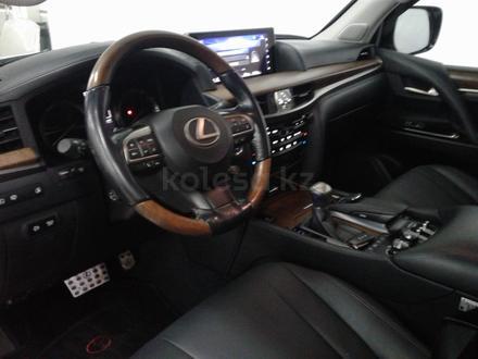 Lexus LX 450d 2015 года за 26 200 000 тг. в Актобе – фото 8