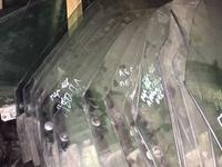 Стекло двери передней Audi 80 за 1 000 тг. в Караганда